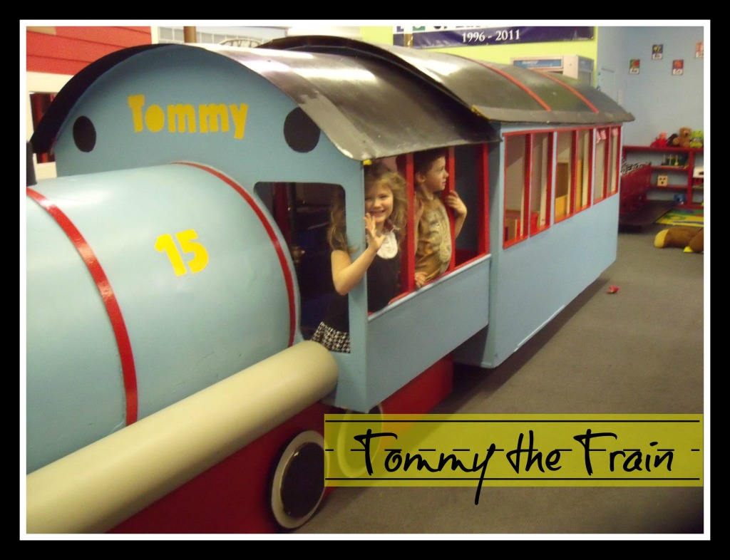 Tommy the Train